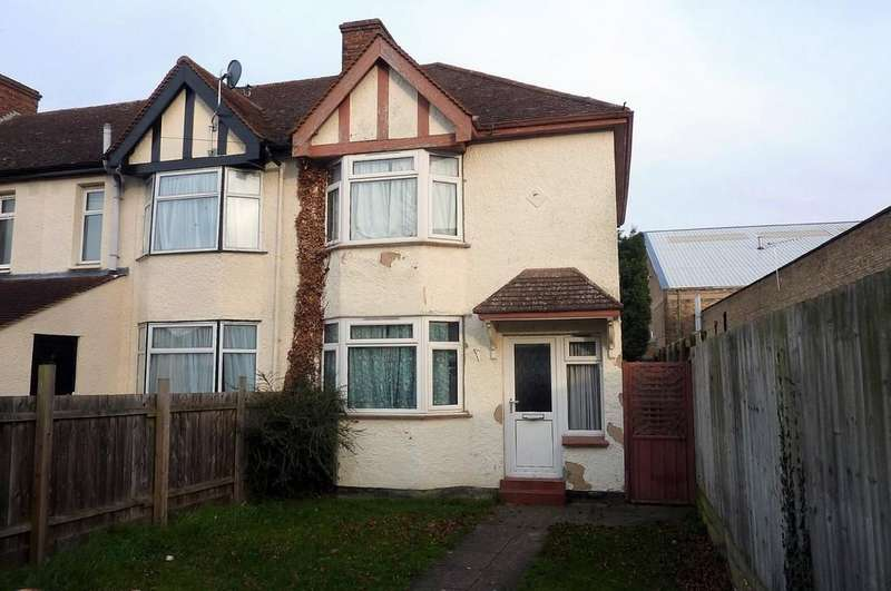 2 Bedrooms End Of Terrace House for sale in Thetford Terrace, Cambridge
