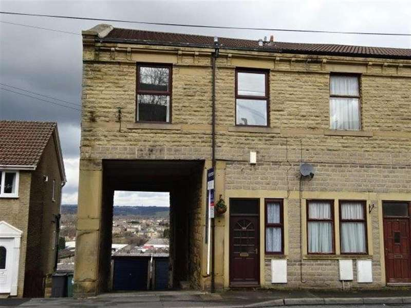 2 Bedrooms Terraced House for sale in High Street, Hanging Heaton, Batley, WF17 6DR