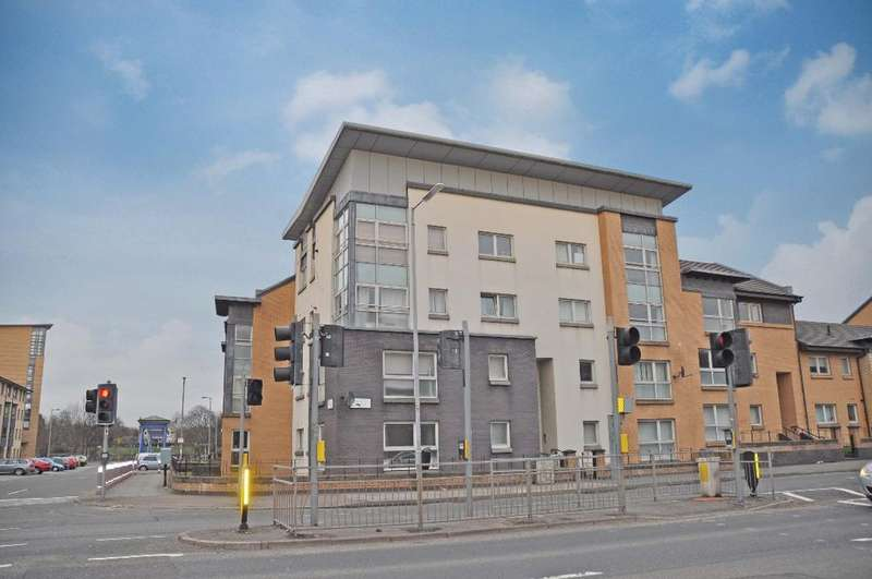2 Bedrooms Flat for rent in Waterside Place, Flat 0/2, New Gorbals, Glasgow, G5 0QD