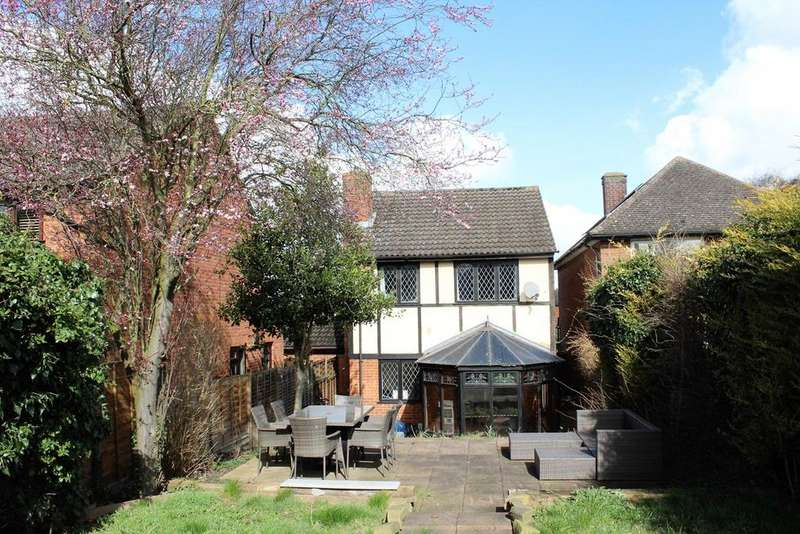 4 Bedrooms Link Detached House for sale in Brook Street, Stotfold, Hitchin, SG5