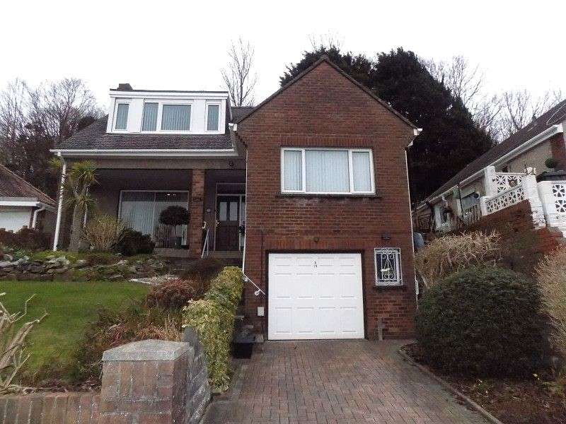 3 Bedrooms Detached House for sale in Maes Rhedyn , Baglan, Port Talbot, Neath Port Talbot. SA12 8TY