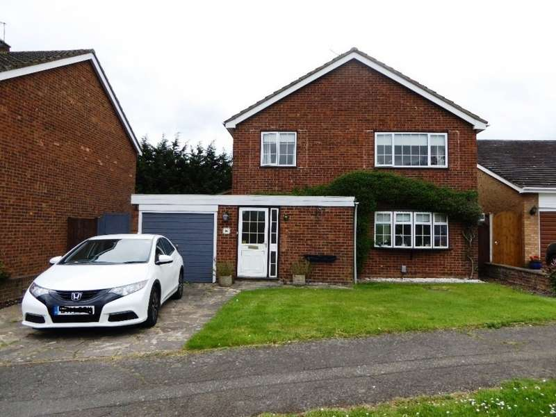 4 Bedrooms Detached House for rent in Chiswell Green, St Albans AL2