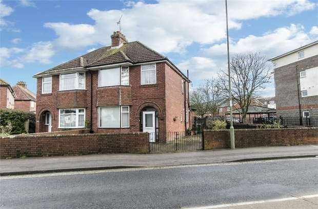 3 Bedrooms Semi Detached House for sale in Derby Road, EASTLEIGH, Hampshire