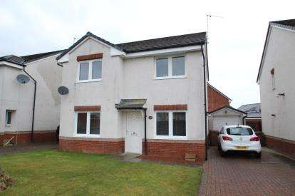 3 Bedrooms Detached House for sale in Osprey Crescent, Paisley