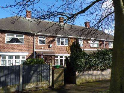3 Bedrooms Terraced House for sale in Langstrath Road, Clifton, Nottingham