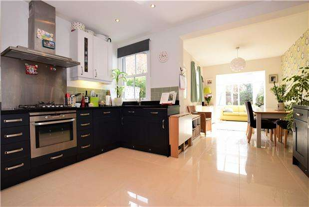 3 Bedrooms Detached House for sale in Campbell Road, TUNBRIDGE WELLS, TN4 9RG