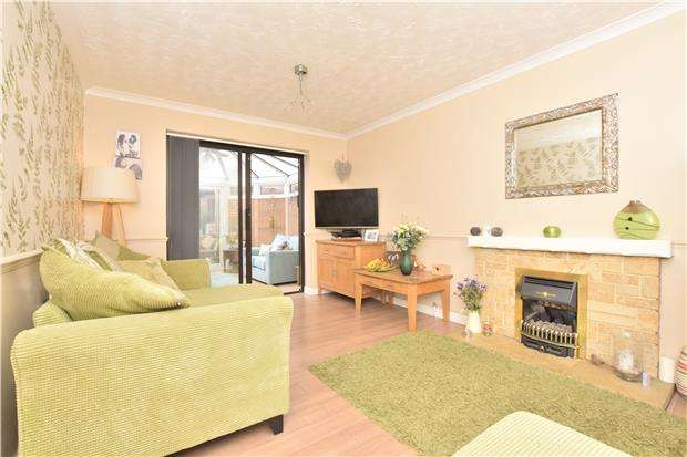 4 Bedrooms Detached House for sale in Harolds Way, BRISTOL, BS15 8HW