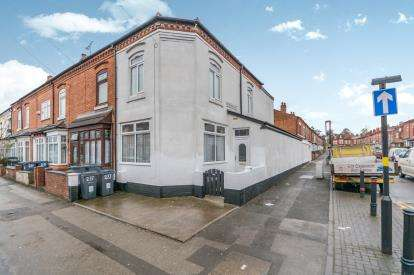 3 Bedrooms End Of Terrace House for sale in Percy Road, Birmingham, West Midlands