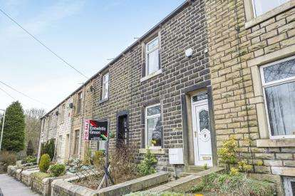 2 Bedrooms Terraced House for sale in Plantation View, Weir, Rossendale, Lancashire, OL13