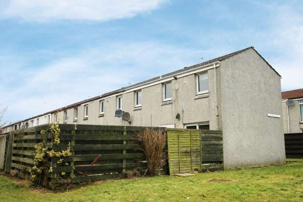 2 Bedrooms Property for sale in Selm Park, Livingston, West Lothian, EH54 5NU