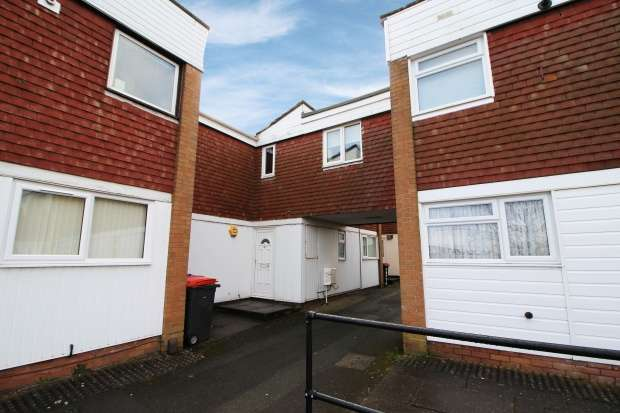 4 Bedrooms Terraced House for sale in Sandcroft, Telford, Shropshire, TF7 4AA