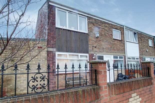 3 Bedrooms Property for sale in Heaton Gardens, South Shields, Tyne And Wear, NE34 9TZ