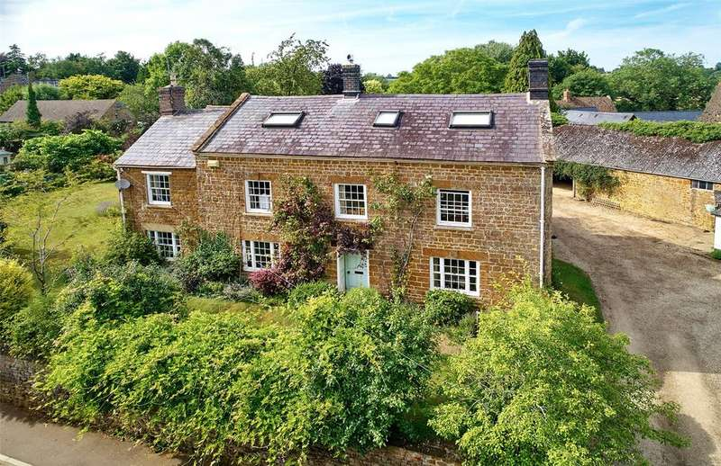6 Bedrooms Detached House for sale in Wigginton, NR Chipping Norton, Oxfordshire