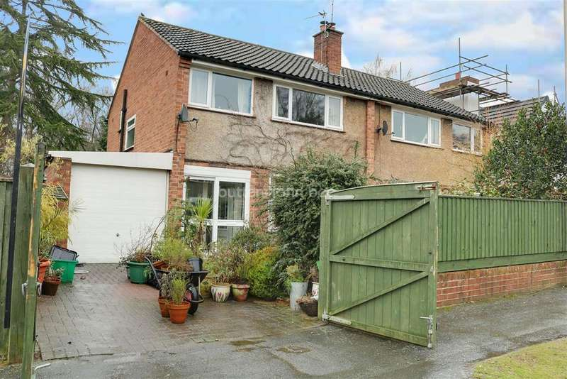 3 Bedrooms Semi Detached House for sale in East Lane, Cuddington