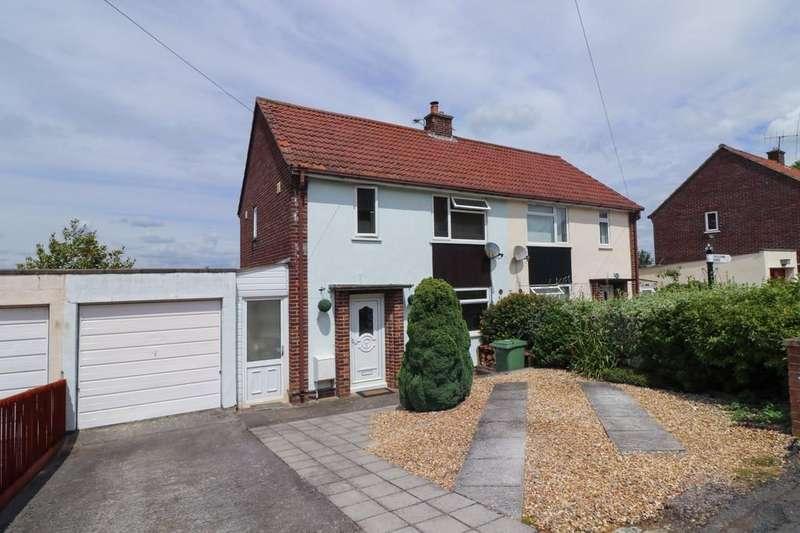 2 Bedrooms Semi Detached House for sale in Queens Road, Street