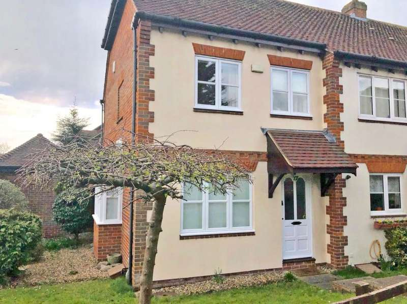 2 Bedrooms End Of Terrace House for rent in Bakers Orchard, Wooburn Green