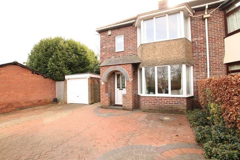 3 Bedrooms Semi Detached House for sale in Ferry Lane, Stanley