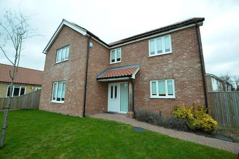 4 Bedrooms Detached House for rent in Bowman Close, Martham