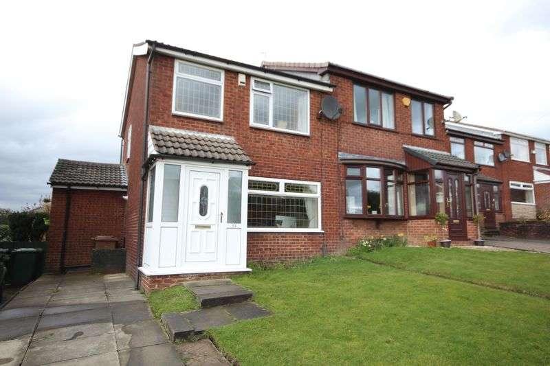 3 Bedrooms Property for sale in Fairway Castleton, Rochdale
