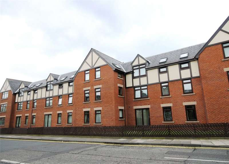 2 Bedrooms Retirement Property for sale in Union Court, Chester le Street, County Durham, DH3