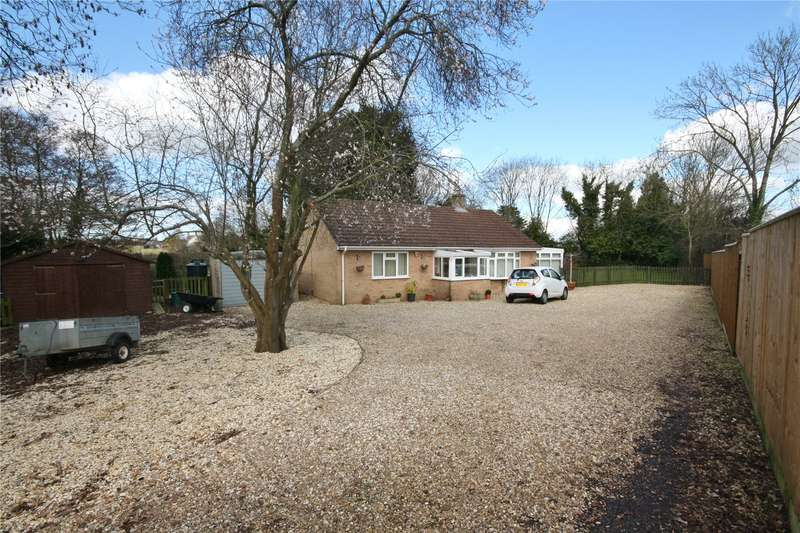 2 Bedrooms Detached Bungalow for sale in Horton, Ilminster, Somerset, TA19