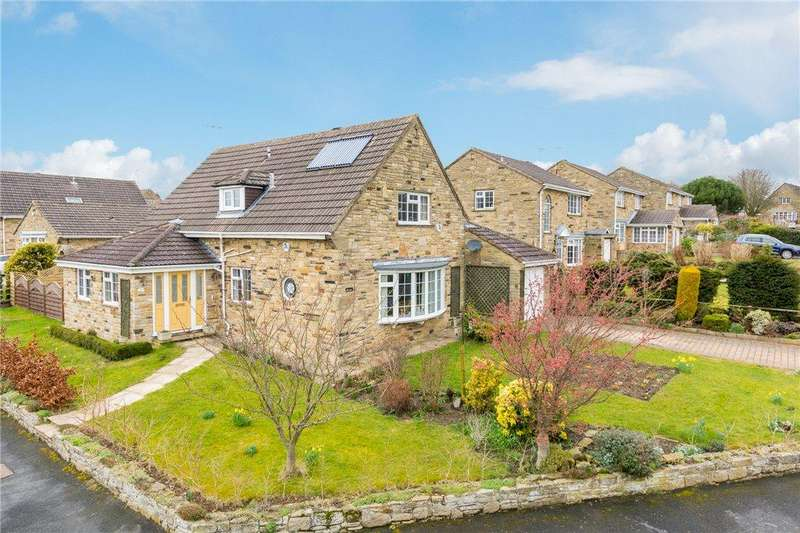 4 Bedrooms Detached House for sale in Marston Way, Wetherby, West Yorkshire