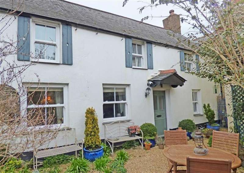 3 Bedrooms Semi Detached House for sale in The Square, Hartland, Bideford, Devon, EX39