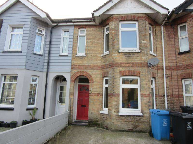 3 Bedrooms Terraced House for rent in Weymouth Road, Lower Parkstone