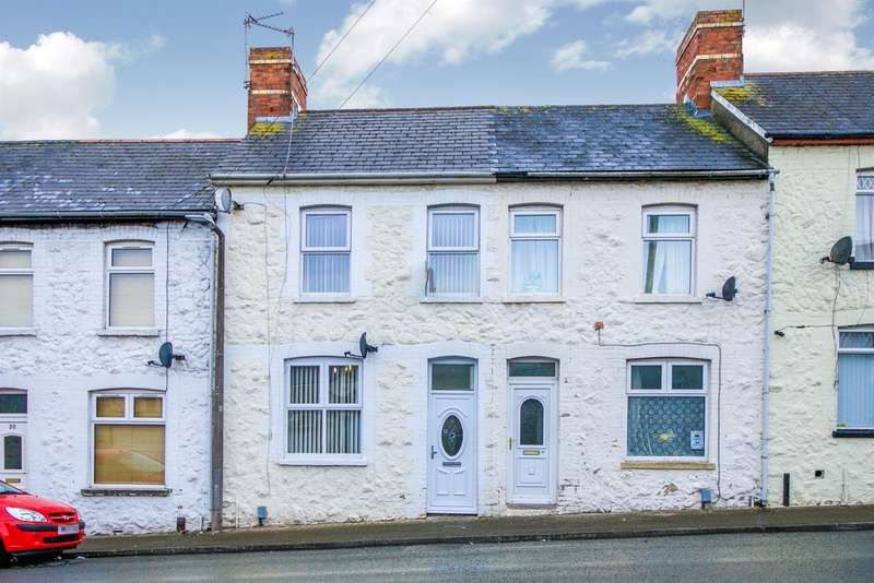 3 Bedrooms Terraced House for sale in Llewellyn Street, Barry