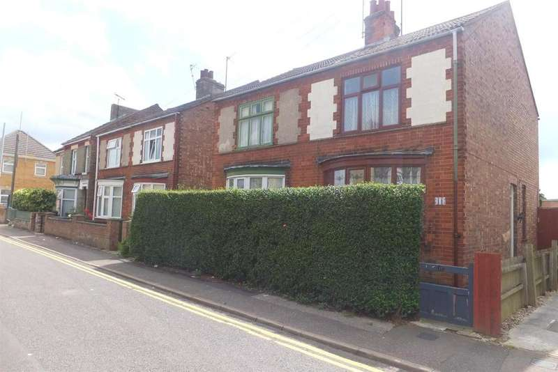 3 Bedrooms Semi Detached House for sale in Green Lane, Peterborough
