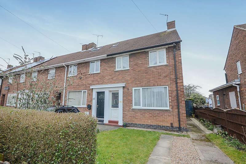 2 Bedrooms Terraced House for sale in Chapelfields Road, York, YO26