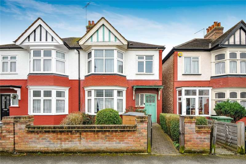 3 Bedrooms Semi Detached House for sale in Chandos Road, Harrow, Middlesex, HA1