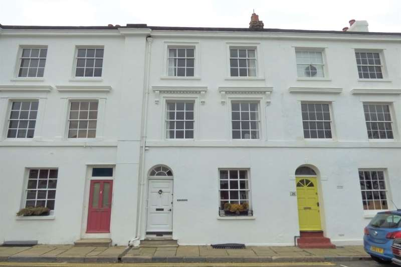 3 Bedrooms Terraced House for sale in The Bayle, Folkestone, CT20