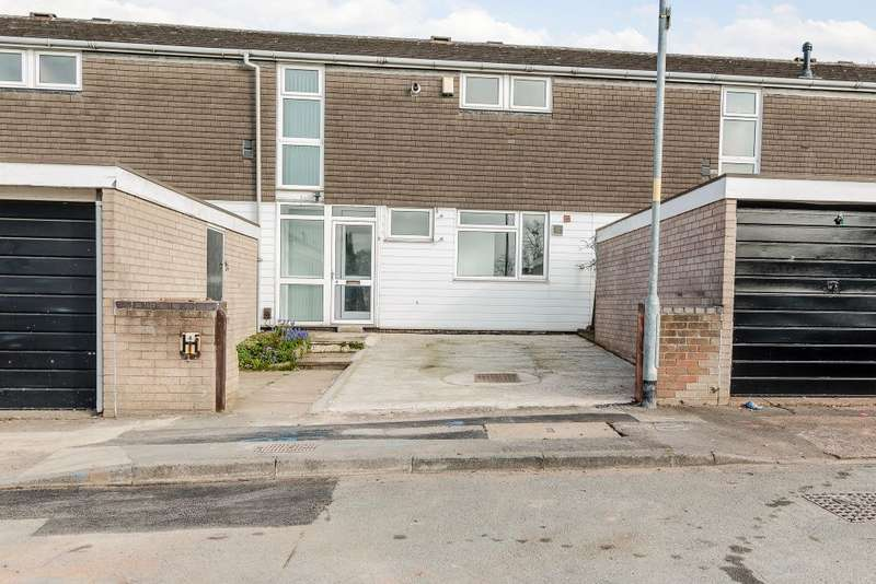 3 Bedrooms Terraced House for sale in Sarah Gardens, Walsall, West Midlands WS5 4PP