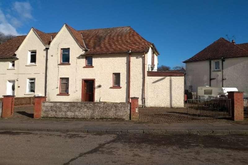3 Bedrooms Property for sale in Alder Grove, Westquarter, Falkirk, FK2