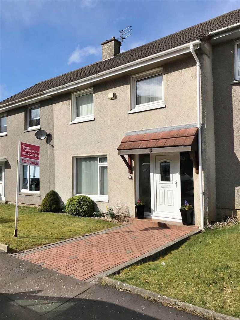 3 Bedrooms Terraced House for sale in Robertson Drive, Calderwood, EAST KILBRIDE