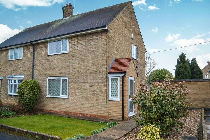 2 Bedrooms Semi Detached House for sale in Holderness Road, Hull, HU8