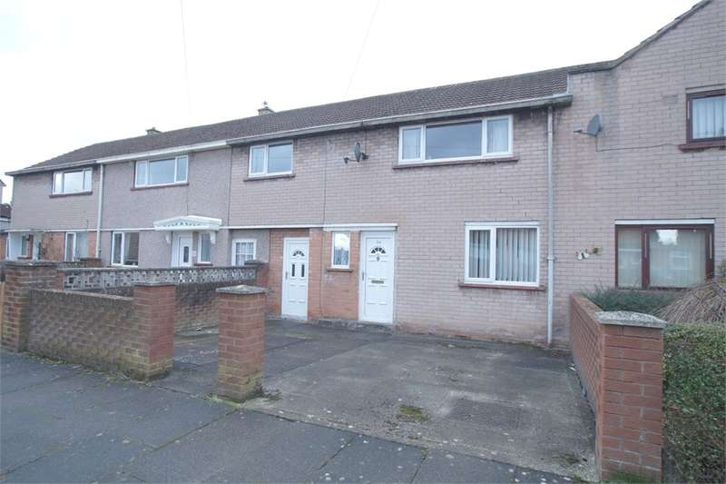 3 Bedrooms Terraced House for sale in CA1 3RL Cresswell Avenue, Harraby, Carlisle, Cumbria