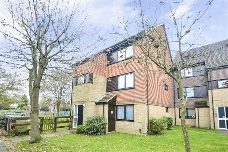 1 Bedroom Flat for sale in Peerless Drive, Harefield, Middlesex
