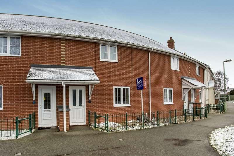 2 Bedrooms House for rent in De Brink On The Green, Martlesham Heath, Ipswich