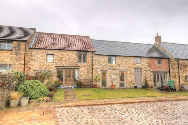 4 Bedrooms Terraced House for sale in Hunwick Hall Farm, Hunwick, Crook, DL15