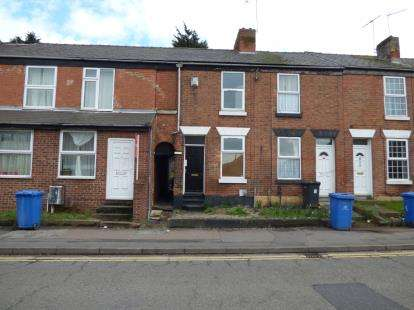2 Bedrooms Terraced House for sale in Abbey Street, Derby, Derbyshire