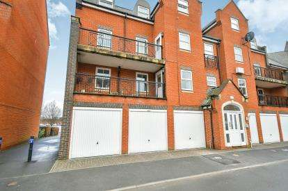 2 Bedrooms Flat for sale in Lynmouth Road, Churchward, Swindon, Wiltshire