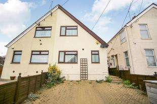2 Bedrooms Semi Detached House for sale in Baldwin Road, Minster, Sheerness, Kent