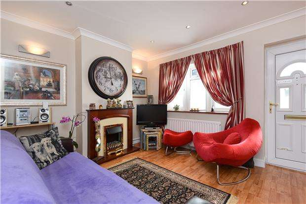 2 Bedrooms Terraced House for sale in Whitehorse Road, Croydon, CR0 2HQ