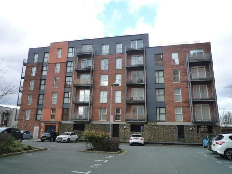 2 Bedrooms Apartment Flat for rent in 1 Stillwater Drive, Sportcity, Manchester, M11 4TD