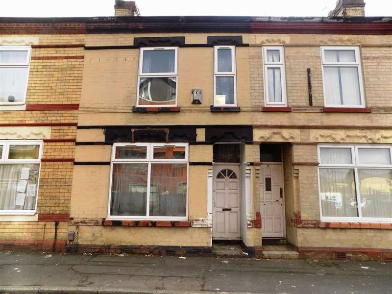 2 Bedrooms Terraced House for sale in Bickerdike Avenue, Manchester