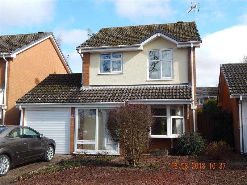 3 Bedrooms Detached House for rent in Church Road, Webheath, Redditch