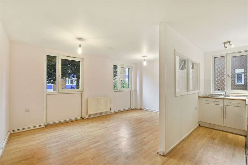 1 Bedroom Flat for sale in Grenville House, 39 Arbery Road, London, E3