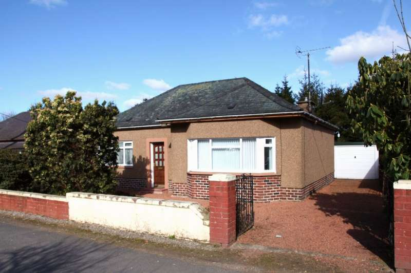 3 Bedrooms Detached Bungalow for sale in Westfield Road, Dumfries, DG1